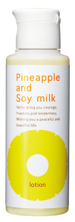 Made in Japan - Pineapple and Soy Milk Lotion