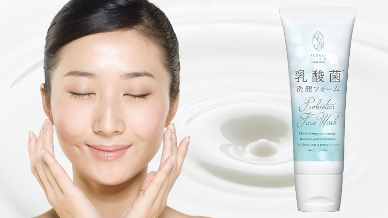 Probiotics Face wash